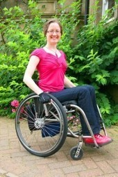 Wheelchair wisecracks | Oxfordshire Guardian | Disability | Scoop.it