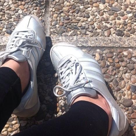 Sun + Sneakers = happy | SHOES | Scoop.it