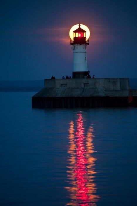 Faro eclipsado...? | Una imagen lo dice todo | Scoop.it