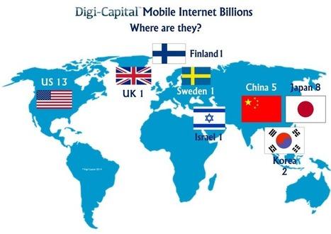 Ranked: All 32 billion-dollar mobile Internet startups (report) - VentureBeat   Always learning   Scoop.it