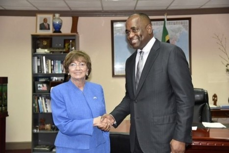 Dominica Welcomes New U.S. Ambassador Linda Taglialatela | Commonwealth of Dominica | Scoop.it
