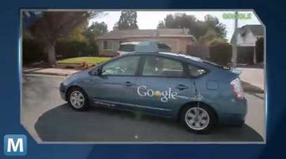 Blind Man Goes Behind the Wheel of Google's Driverless Car | Arena poslovnih rešitev in ArenaLab | Scoop.it