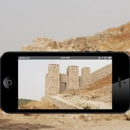 Seeing things as they were — there's an Israeli app for that | Heritage Apps | Scoop.it