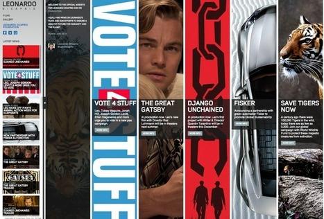 Leonardo Di Caprio Uses Joomla | Joomla! | Scoop.it