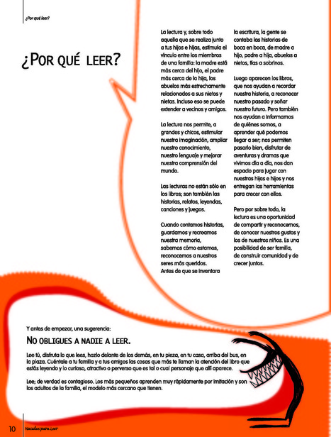 Por-que-leer.jpg (1270x1676 pixels) | Educando-nos | Scoop.it