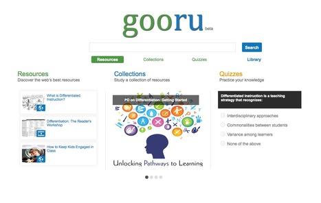 Gooru | web2-0h | Scoop.it