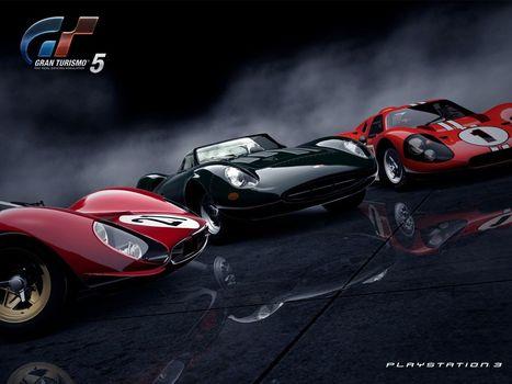Gran Turismo 5 Games - Game HD Wallpaper   HD Games Wallpapers   Scoop.it