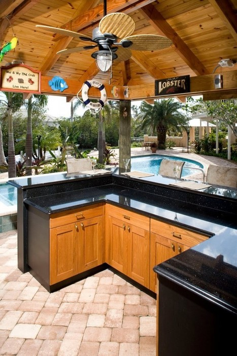 Sweet Concept For Outdoor Kitchen Cabinets - Kasaid.org | Construction management | Scoop.it