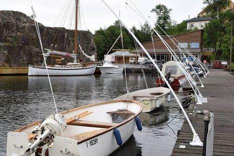 """Vest-Agder-museet - """"Dagmar Los""""  i havnen på Odderøya   Kystkultur i Norden   Scoop.it"""