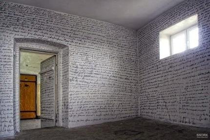 Prisión abandonada en Polonia: Este preso era un creador. | Sociedad | Scoop.it