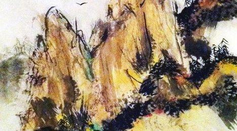 Casey Shannon Creates Award-Winning Sumi-e Paintings - Manhattan Arts International | Art World News with NYC Focus | Scoop.it