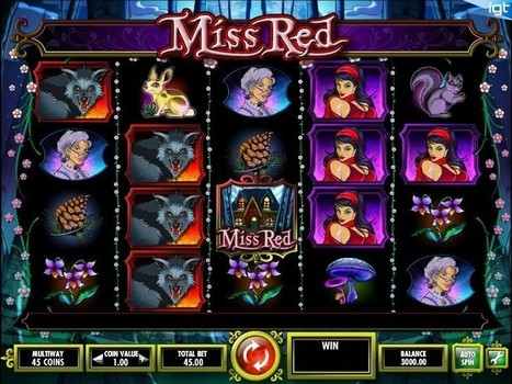 New Miss Red slot online | Online Slots | Scoop.it