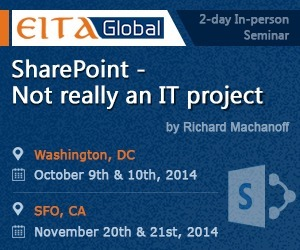 SharePoint - Not really an IT project | EITAGlobal IT Training | Scoop.it