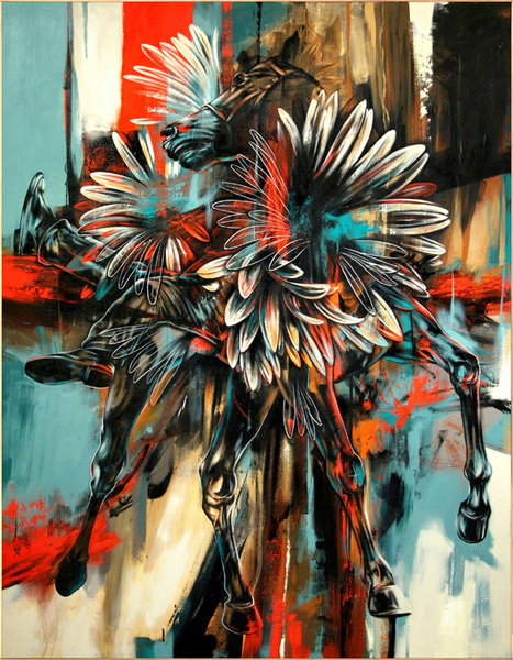 PEINTURE : DAVE KINSEY | Art + Graphisme + Design | Scoop.it