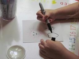 Magnifiers and bug drawings | Teach Preschool | Scoop.it