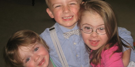 A New Story for Down Syndrome - Huffington Post | Síndrome Down | Scoop.it