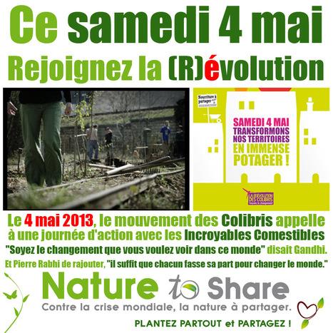 Le 4 mai, soyez l'évolution | OPTIMUNDI | Scoop.it