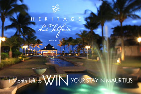 Win A 5 Nights Stay In A Five Stars Luxury Resorts In Mauritius | Authentic Getaway | Scoop.it