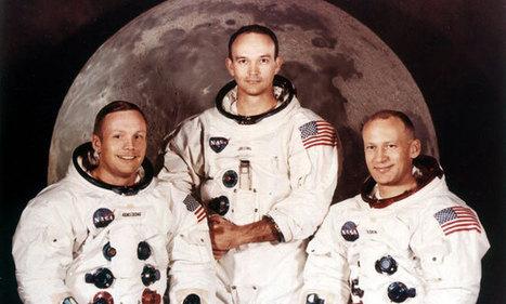 Kalla kriget fick USA att sikta mot månen - DN.SE | Kalla kriget | Scoop.it