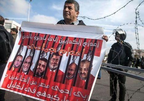 Egypte: l'un des quatre procès de Morsi ajourné au 1er mars | Égypt-actus | Scoop.it