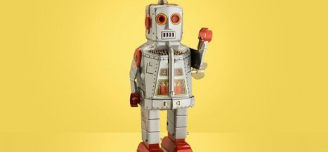 3 Robots Every Startup Should Know About   Robotique & Intelligence artificielle   Scoop.it
