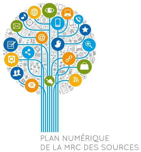 Fonds de diversification économique de la MRC des Sources - La députée Karine Vallières confirme la réalisation d'un plan numérique territorial dans la MRC des Sources - Portail Québec | Politiques culturelles canadiennes et numérique | Scoop.it
