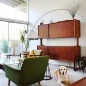 Arredare una casa moderna e vintage, piccola, eclettica e colorata ... | Sapore Vintage | Scoop.it