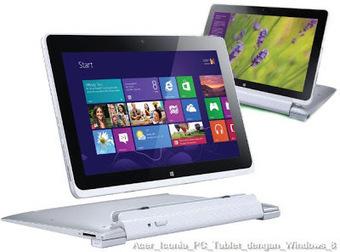 Acer Iconia PC Tablet dengan Windows 8 | Margahayuland | Scoop.it