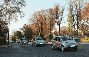 L'auto-partage 100% électrique à Nice et à Paris | Le groupe EDF | Scoop.it