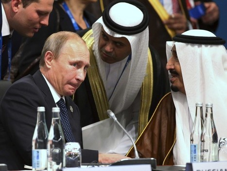 Is Putin's Support For An OPEC Freeze A Game Changer for Crude? | Global Economy, Stocks, Commodity & Currency Markets | Scoop.it