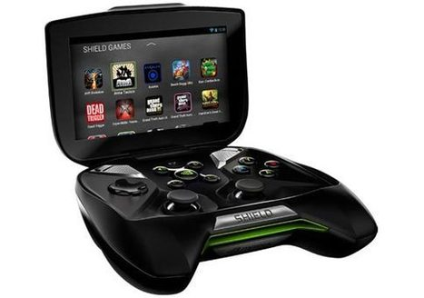 Nvidia has a major update rolling out for Shield, Android 4.3 included - TechShout!   I Love Android   Scoop.it