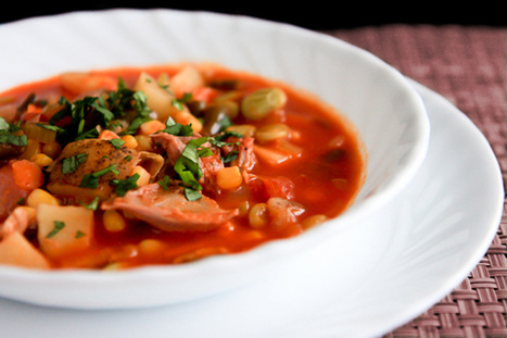 Chicken Vegetable Soup   Baking and Recipes   Scoop.it