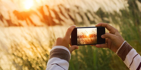 14 Smart Ways to Use Smartphone Cameras in the Classroom | Into the Driver's Seat | Scoop.it