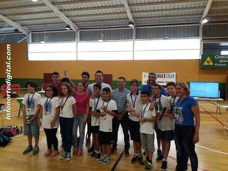 Infonortedigital.com - Creando robots en el polideportivo Juan Vega Mateos de Gáldar (Fotos y vídeo)   Robótica Educativa   Scoop.it
