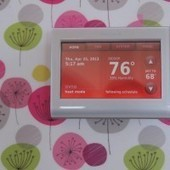 Honeywell Wi-Fi Smart Thermostat plays chameleon and blends in with your home - Digital Trends | The SmartHome | Scoop.it