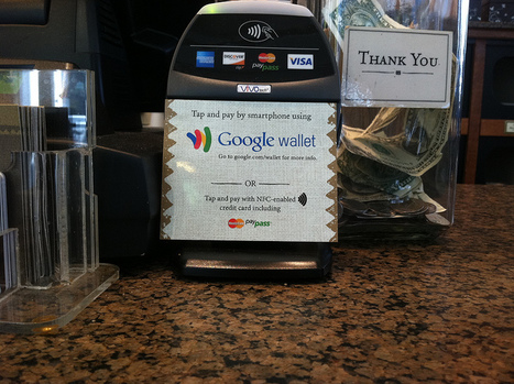 Google Wallet, Confirmed | New Digital Media | Scoop.it