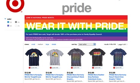 Target Shows Some Pride | This Gives Me Hope | Scoop.it