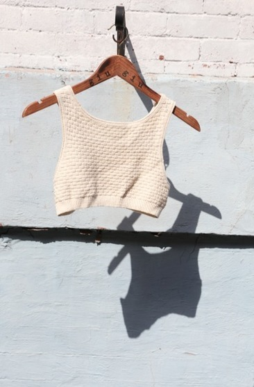 We Are Selecters · Molly Sports Bra by Giu Giu | My Fashion Selection | Scoop.it