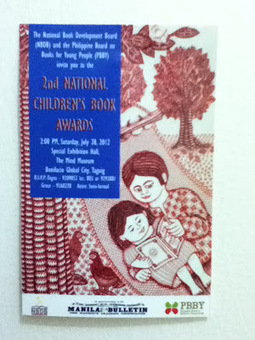 School Librarian in Action: The 2nd Best Reads National Children's Book Awards | The Reading Librarian | Scoop.it