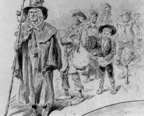 Les Bohémiens de Basse-Navarre et Soule (Pays Basque) à travers les actes d'état civil, les registres paroissiaux, ou des documents administratifs du 19ème siècle | Euskonews | L'écho d'antan | Scoop.it
