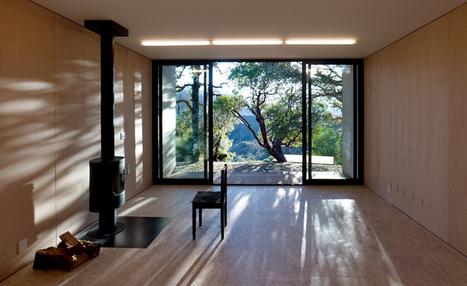 Interactive floor plan: Moose Road House in California, by Mork-Ulnes Architects   design industriel   Scoop.it
