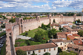 Ilaria: CITTADELLA, Medieval City Surrounded by Walls   Italian Holidays   Scoop.it