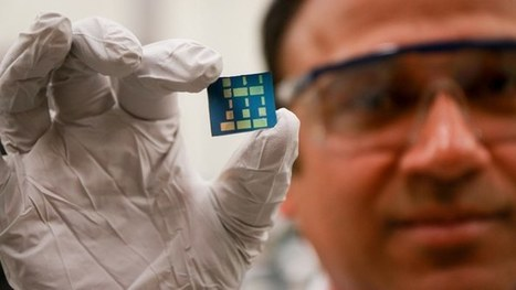 Super flat material could extend life of Moore's Law | Cool New Tech | Scoop.it