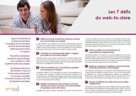 Les 7 défis du #web2store | Web-to-Store | Scoop.it