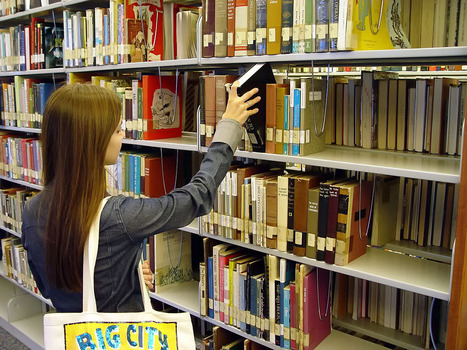 How Well Do You Know Your Students? How Well Do They Know You?   Libraries   Scoop.it