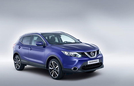 Nissan Qashqai Crossover revealed, coming to India soon | Social Bookmarking & PDF uploading | Scoop.it