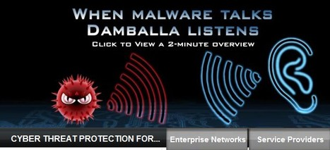 Advanced Malware and Persistent Threat Detection - Damballa | ICT Security Tools | Scoop.it