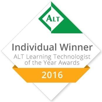 Daniel Scott - Learning Technologist of the Year Award 2016 | Digital Age Academic Development | Scoop.it