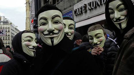 Anonymous announces new campaign over alleged rape and murder of 2-year-old | Social Studies | Scoop.it
