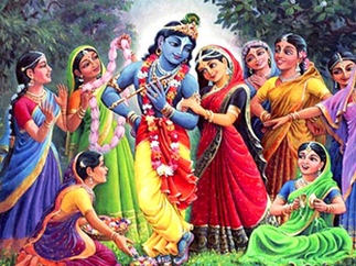 The ladies man and original feminist, Lord Krishna | Folk Tales of India & the Evolution of Indian Society | Scoop.it